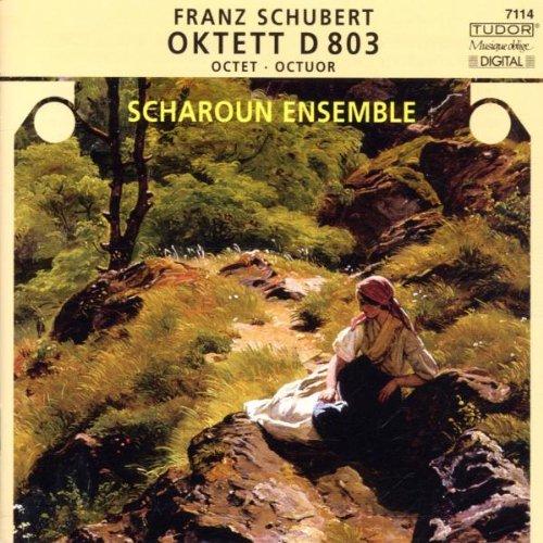 Schubert , Franz - Oktett D 803 (Scharoun Ensemble Berlin) (SACD)
