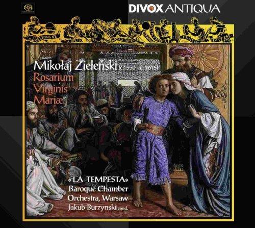 Zielenski , Mikolaj - Rosarium Virginis Mariae (Burzynski) (SACD)