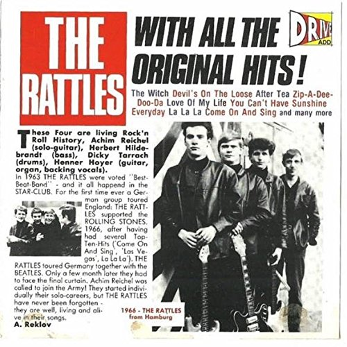 Rattles , The - With All the Original Hits