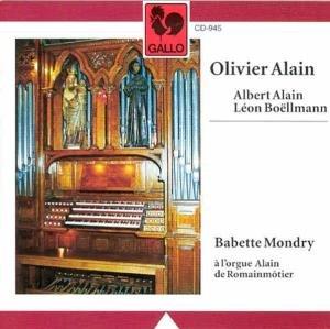 Alain , Olivier - Babette Mondry