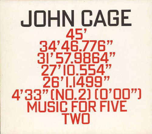 Cage , John - Music for five