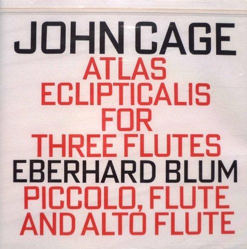 Blum , Eberhard - John Cage: Atlas Eclipticalis (UK-Import)