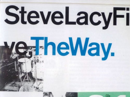 Lacy Five , Steve - The way (UK-Import)