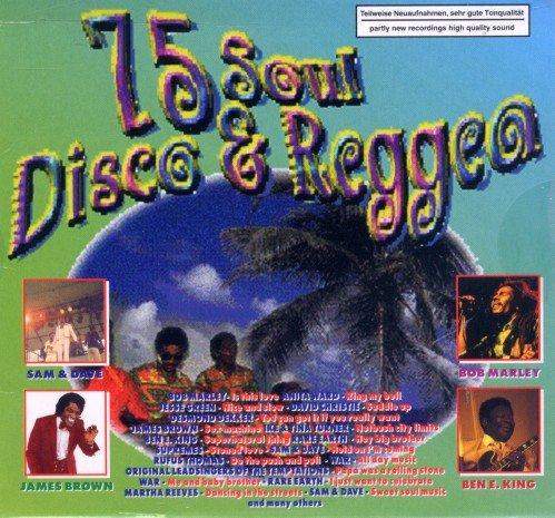 Sampler - 75 soul disc & reggea