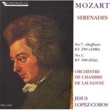 Mozart , Wolfgang Amadeus - Serenaden 1