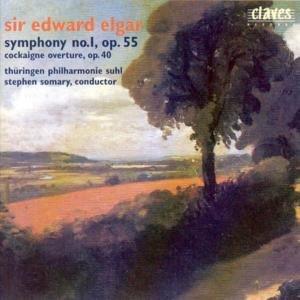 Elgar , Sir Edward - Symphony No. 1, op. 55, Cockaigne Ouvert