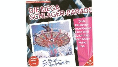 Sampler - Die Mega Schlager-Parade