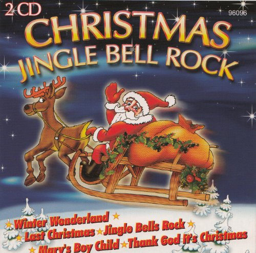 Sampler - Christmas Jingle Bell Rock - 2 CD