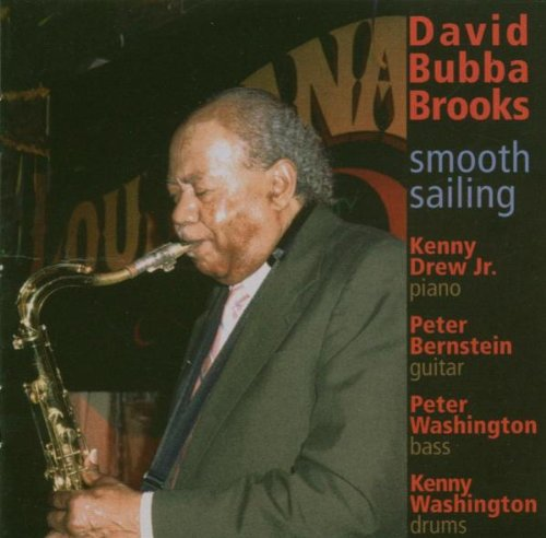Brooks , David Bubba - Smooth Sailing