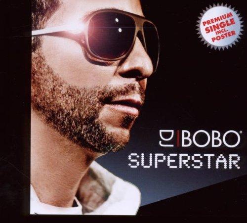 DJ Bobo - Superstar (Maxi) inkl. Faltposter