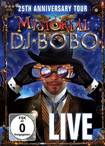 DJ Bobo - Mystorial Live - 25th Anniversary Tour