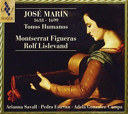 Marin , Jose - Tonos Humanos (Figueras, Lislevand, Savall, Estevan, Gonzalez-Campa)