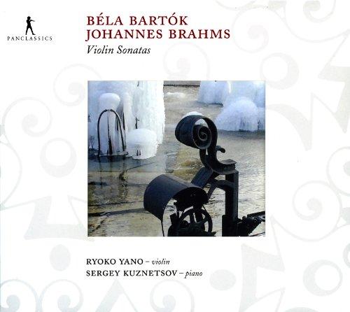 Bartok , Bela / Brahms , Johannes - Violin Sonatas (Yano, Kuznetsov)