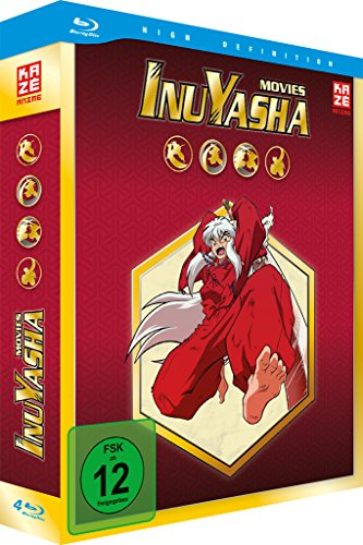 -, Masashi Ikeda, - - InuYasha - Die Filme - [Blu-ray]