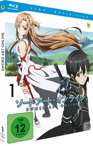 Blu-ray - Sword Art Online - Vol. 1 [Blu-ray]