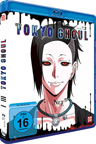 Blu-ray - Tokyo Ghoul Vol. 2 (Episoden 4-6)