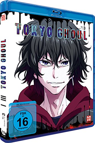 Blu-ray - Tokyo Ghoul Vol. 3 (Episoden 7-9)