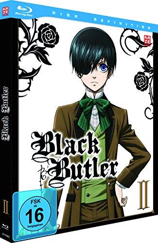 Blu-ray - Black Butler 2 (Episoden 14 - 24)