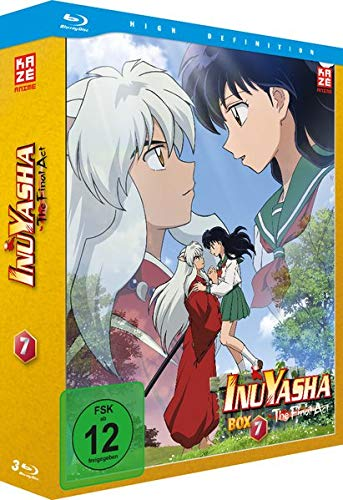 Blu-ray - InuYasha Box 7: The Final Act
