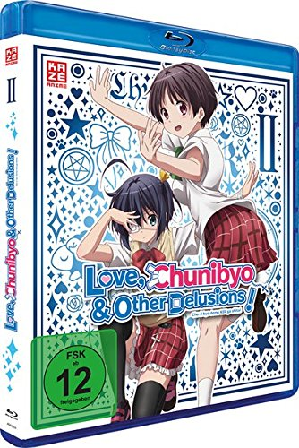 Blu-ray - Love, Chinibyo & Other Delusions! 2