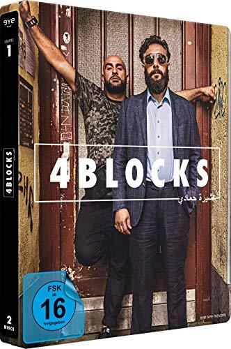 DVD - 4 Blocks - Staffel 1 (Steelbook)