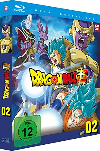 Blu-ray - DragonBall Super - Vol. 02: Goldener Freezer (Episoden 18-27)