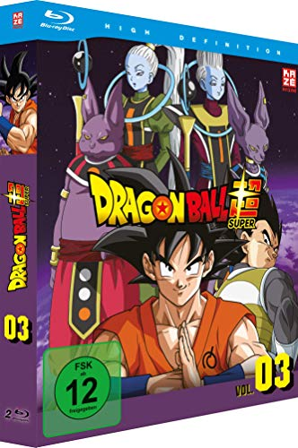 Blu-ray - DragonBall Super - Vol. 03: Das 6. Universum (Episoden 28-46)