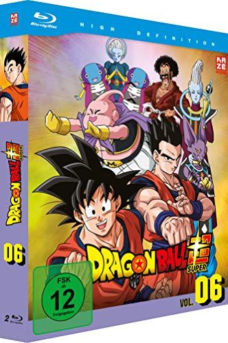 - Dragonball Super - Box 6 - Episoden 77-95 [2 Blu-rays]