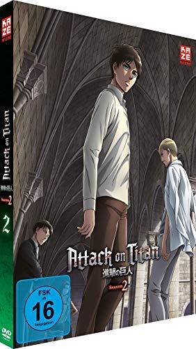 DVD - Attack on Titan - Staffel 2.2