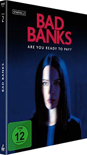 DVD - Bad Banks - Die komplette zweite Staffel [2 DVDs]