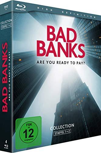 Blu-ray - Bad Banks - Collection - Staffel 1 & 2 [Blu-ray]