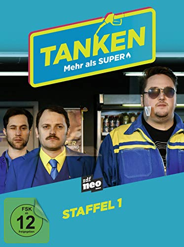 DVD - Tanken - Mehr als Super - Staffel 1