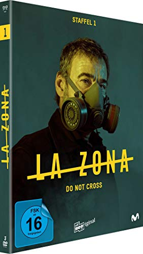 DVD - La Zona - Do Not Cross - Staffel 1