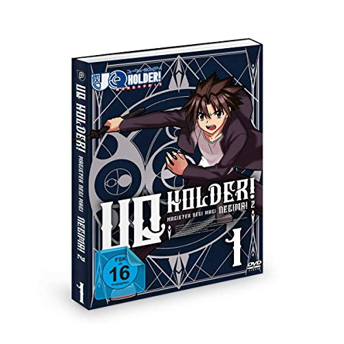 DVD - UQ Holder! Magister Negi Magi Negima! 2 - DVD1