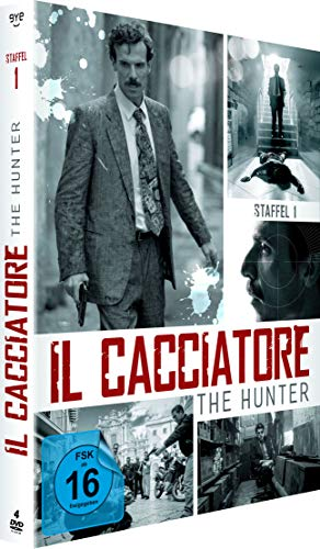DVD - Il Cacciatore - The Hunter - Staffel 1
