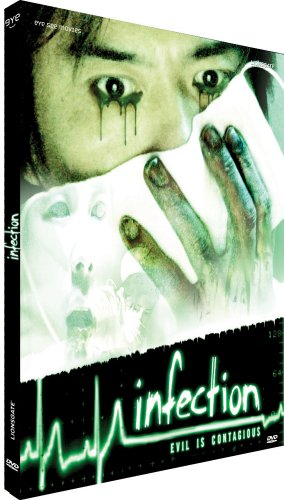 DVD - Infection - Evil Is Contagious