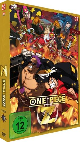 DVD - One Piece - 11. Film: One Piece Z [Limited Edition]