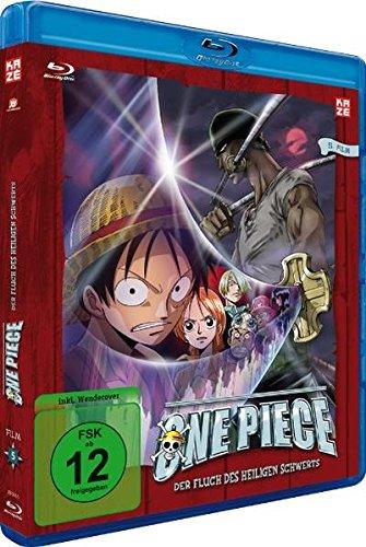 Blu-ray - One Piece - Der Fluch des heiligen Schwerts