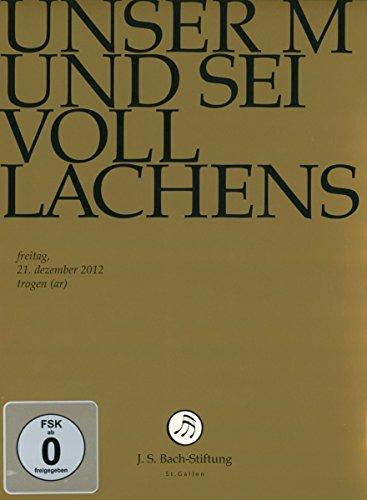 Bach , Johann Sebastian - Unser Mund sei voll Lachens