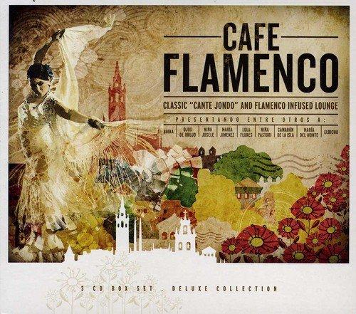 Sampler - Cafe Flamenco