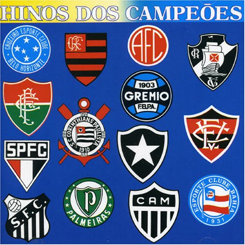 Sampler - Hinos Dos Campeoes 1