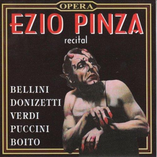Pinza , Ezio - Recital: Bellini, Donizetti, Verdi, Puccini, Boito
