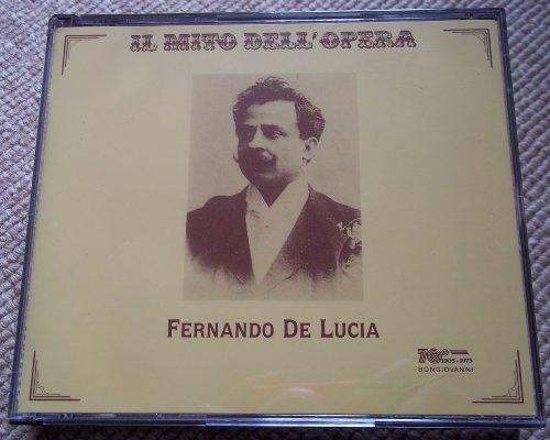 Lucia , Fernando De - Il Mito Dell'Opera