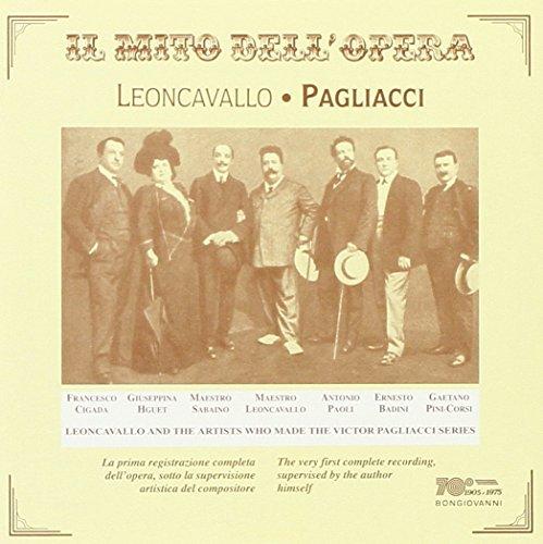 Leoncavallo , Ruggero - Pagliacci (GA) (Il Mito Dell'Opera)