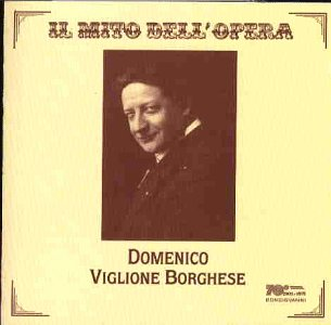 Viglione Borghese , Domenico - Il Mito Dell'Opera