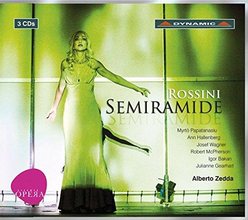 Rossini , Gioacchino - Semiramide (Papatanasiu, Hallenberg, Wagner, McPherson, Bakan, Gearhart, Zedda)