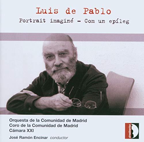 Pablo , Luis De - Portrait Imagine - Com Un Epileg (Encinar)