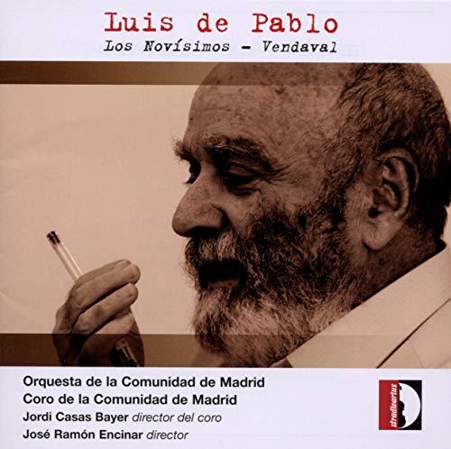 Pablo , Luis De - Los Novisimos - Vendaval (Bayer, Encinar)