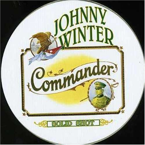 Winter , Johnny - Commander (Tin Box)