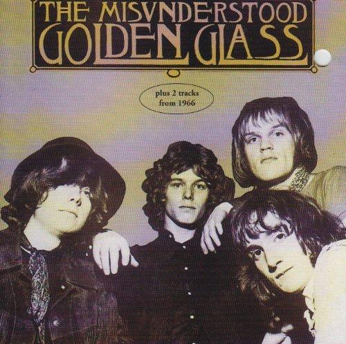 Misunderstood , The - Golden Glass